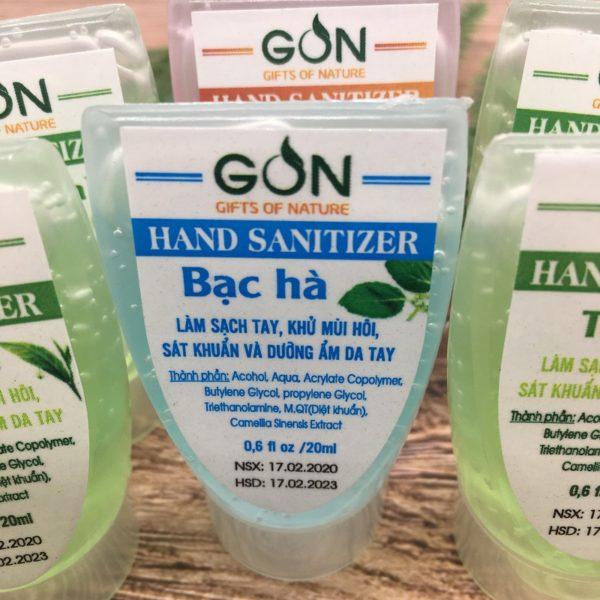 Gel rửa tay khô sát khuẩn Gon